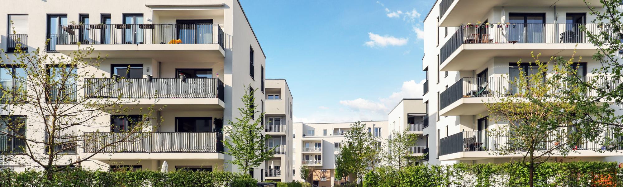 Seniorengerechte Wohnungen Bauprojekt